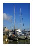 Tall masts, Weymouth