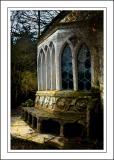 Gothic cottage window ~ Stourhead