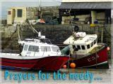 'Prayers…' slide from the new Lyme Regis series