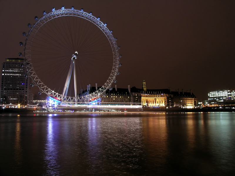 The Big Wheel (London Eye)