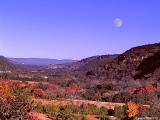 Fall Moon Valley