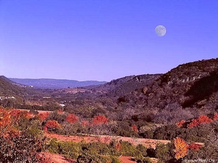 Fall Moon Valley