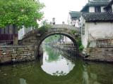 arch bridge,Zhouzhuang -Water Town of China 4