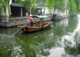 boat,Zhouzhuang-Water Town of China  8