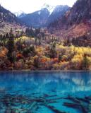 color fall,Jiuzhaigou2