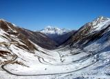 Snowy Mount in Sichuan 1