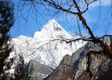 Snowy Mount in Sichuan 9