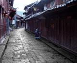stone path,Lijiang ancient town 2