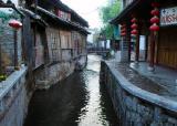 ditch,Lijiang ancient town 6