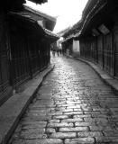 stone path,Lijiang ancient town 7