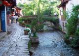 ditch,Lijiang ancient town 92