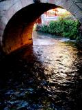 arch bridge,Lijiang ancient town 993