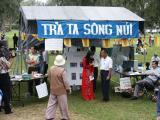 Vietnam New Year's Day celebration