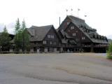 The Historic Old Faithful Inn
