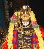 SrI Ramanujar at kUram - Gave us 'The darshanam'(our matham)