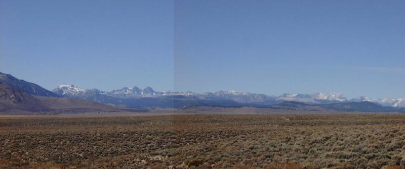 Long Valley Panorama