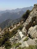 View from the Tunnels, Angeles Crest Highway