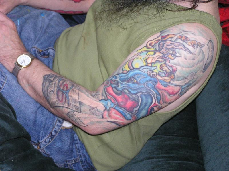 other arm 2