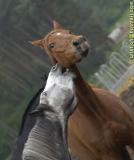 Berlin horses