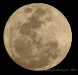 Full Moon Brisbane 21st Sep. 2002