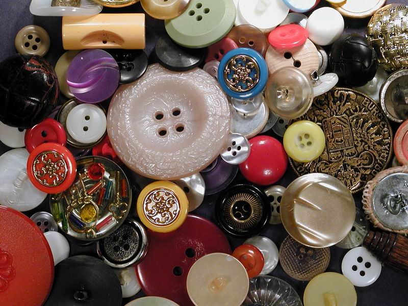 Buttons Buttons Buttons