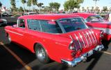 1955 Chevy Nomad - Dennys Sat. Night, Long Beach