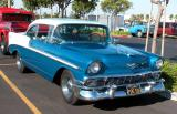 1956 Chevy - Sunday Morning meet held at Golden West and Edinger