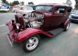1932 Ford with a Hemi  - Cruisin' for a Cure 2002