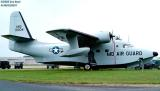 Maryland Air National Guard Grumman Albatross SA-16 military aviation stock photo