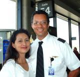 Mr. & Mrs. Aloha