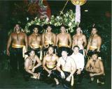 TEMINAL AGENTS 1989  ALOHA WEEK PARADE KUNG FU FIGHTERS