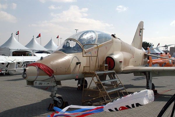UAE Air Force Hawk