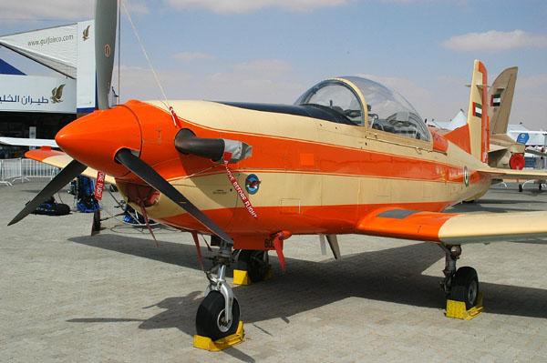 UAE Air Force Pilatus PC-7