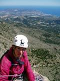 2005 Costa Blanca puig campagno-m-and-benidorm behind