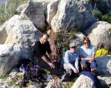 2005 Costa Blanca penon-gavin-edi-martina-on-summit