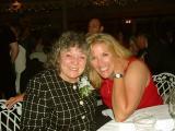 Barbara and Crystal
