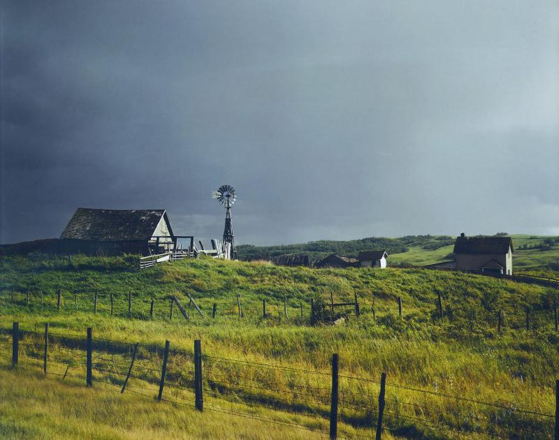 After The Rain, Gwynne, Alberta
