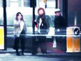 Three People Looking Lost