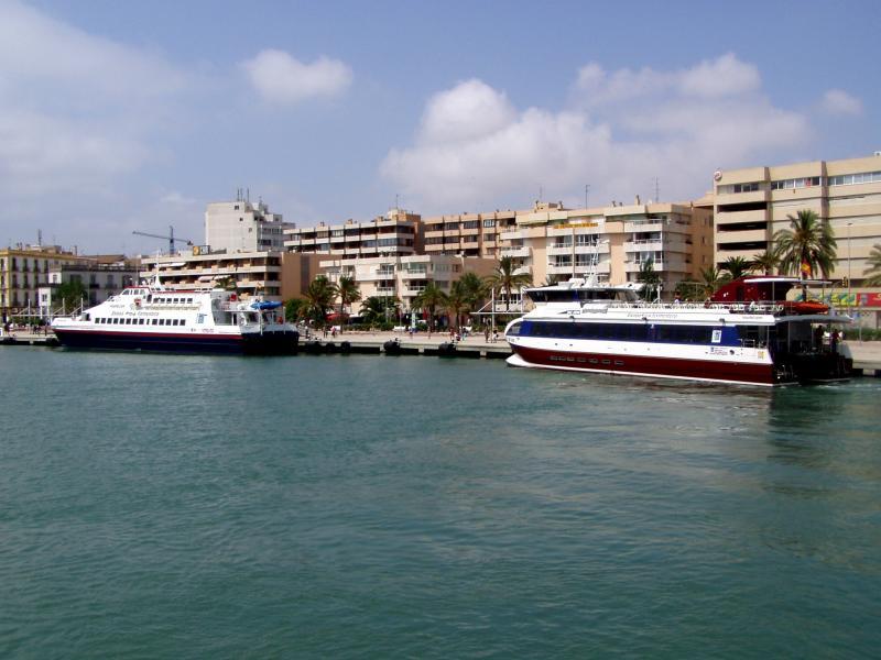 Formentera Jet and Cala Saona at Ibiza