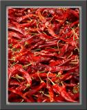 Hot Red Peppers