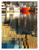 Boston Harbor: Nantucket Reflections