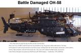 Battle Damaged OH-58