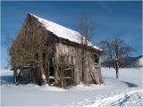 Old barn (Menzingen / ZG)