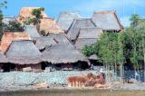 Sasak village, Lombok