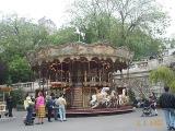Carousel near Montmartre
