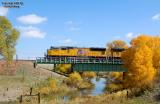 Autumn Colors On The Union Pacific - 2002