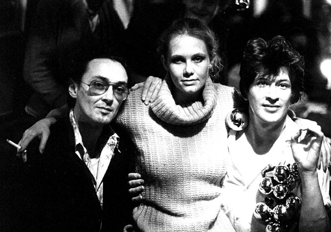 Pim de la Parra, Karina Keuchenius, Herman Brood