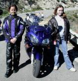 Taylor and SarahFuture FJR Riders