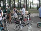 East River Park compression stop
