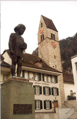 Interlaken Platz